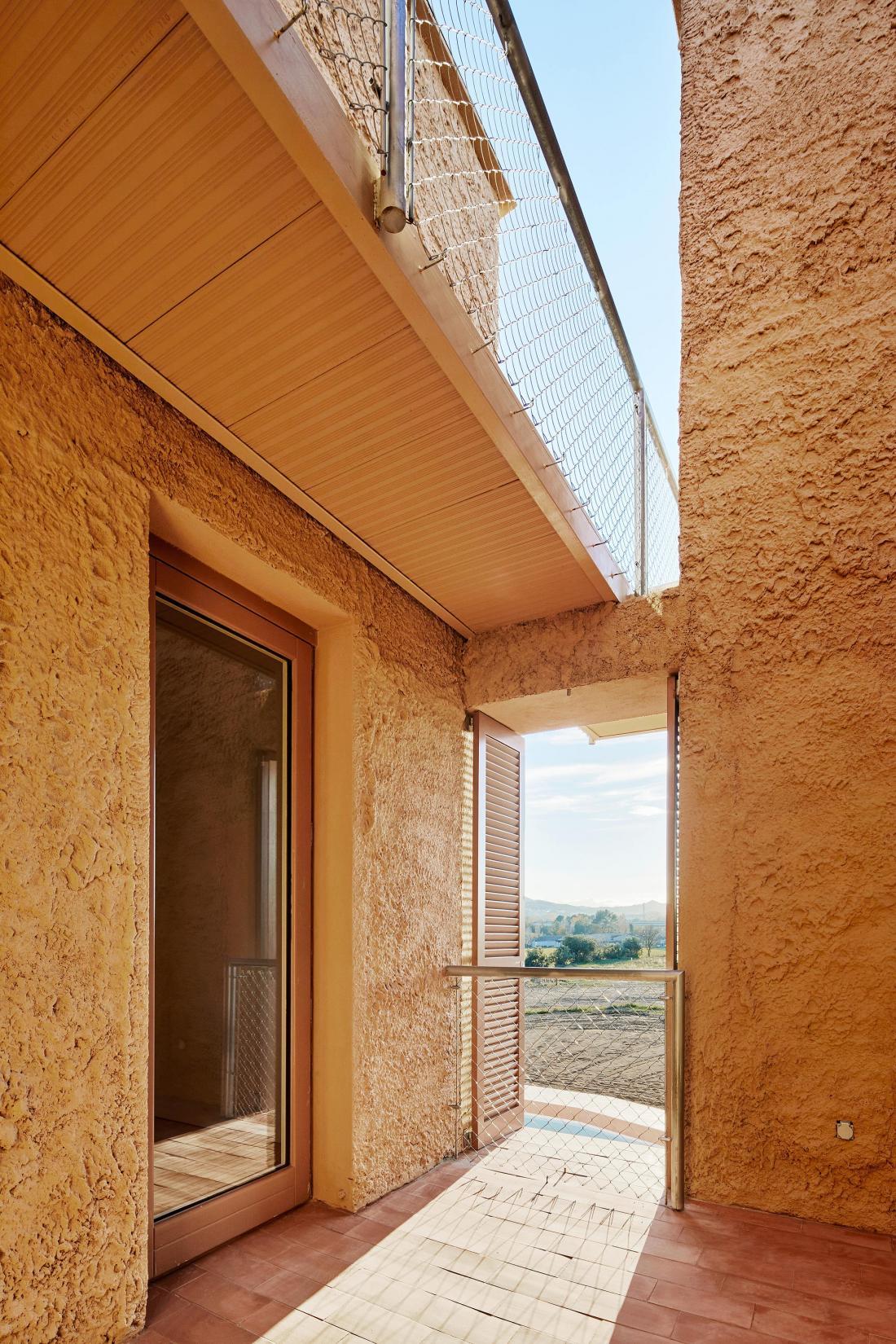 Реконструкция фермерского дома в Испании от студии Arquitectura–G 6