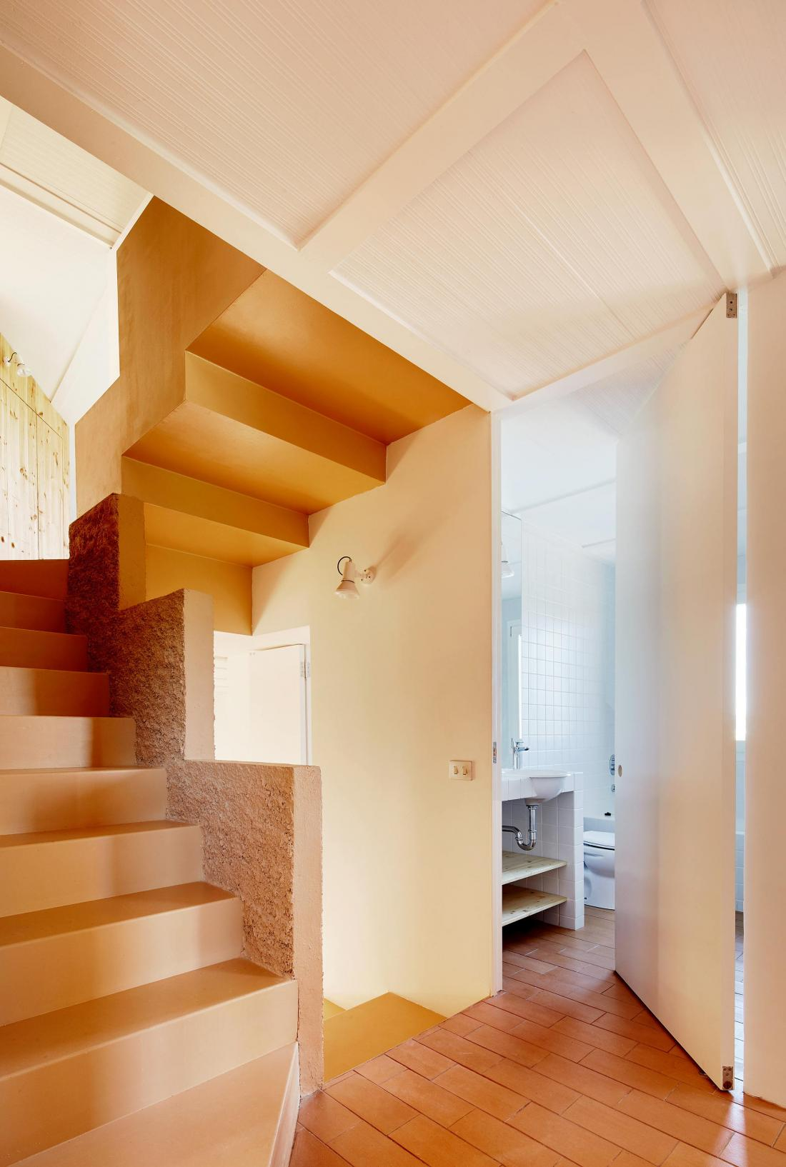 Реконструкция фермерского дома в Испании от студии Arquitectura–G 7