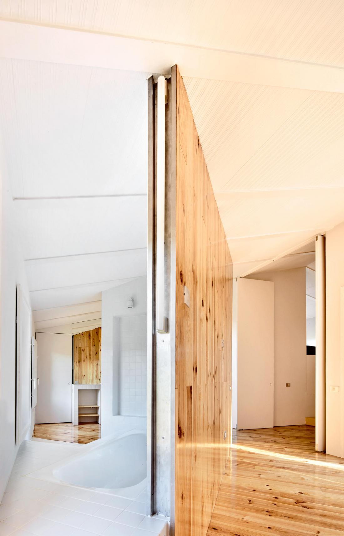 Реконструкция фермерского дома в Испании от студии Arquitectura–G 8
