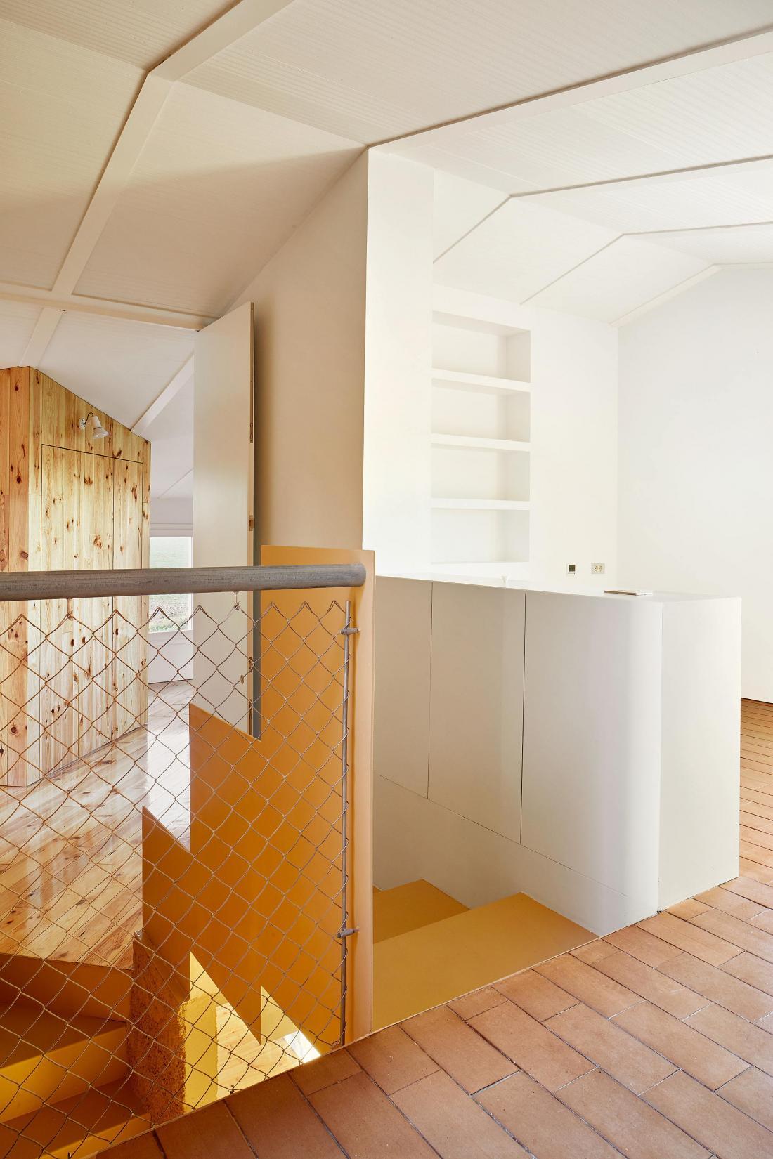 Реконструкция фермерского дома в Испании от студии Arquitectura–G 9
