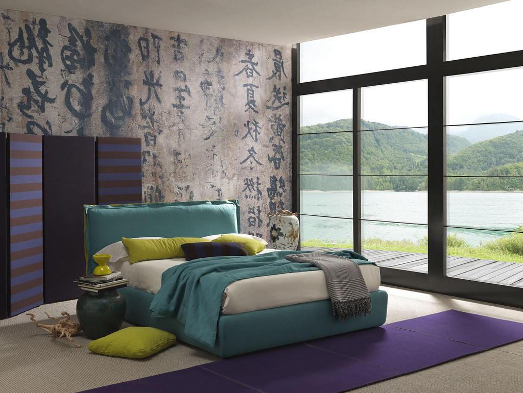 Современные идеи дизайна спальни 2017 г. 29