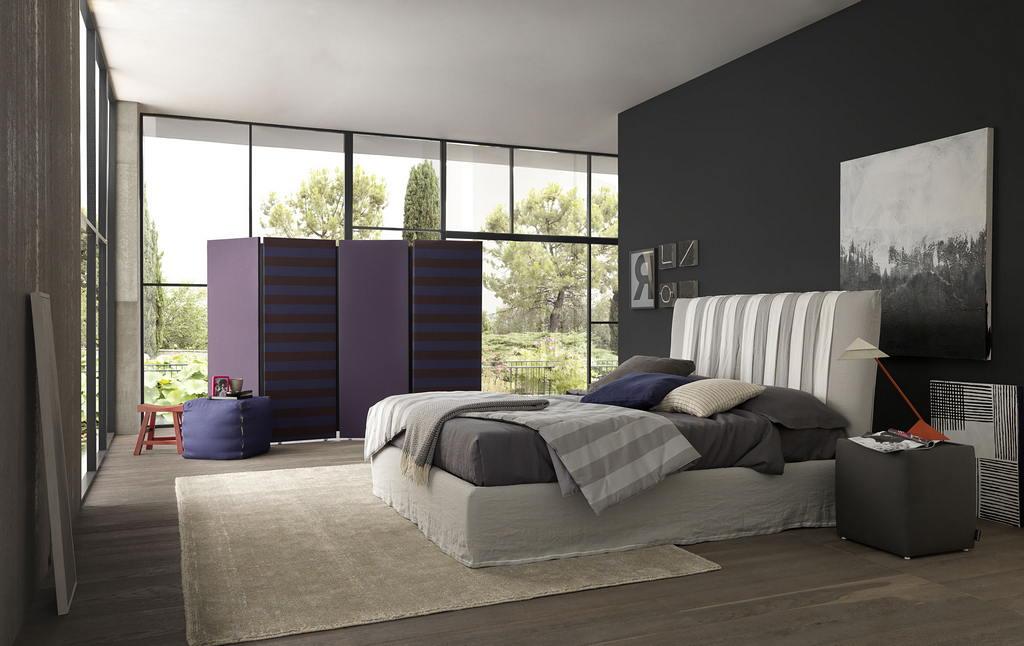 Современные идеи дизайна спальни 2017 г. 39