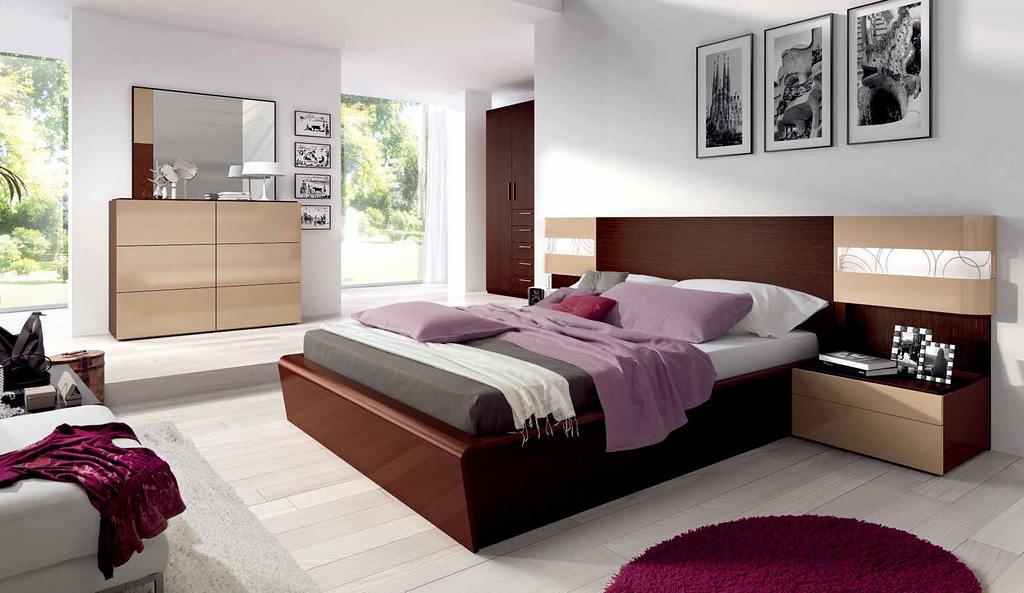 Современные идеи дизайна спальни 2017 г. 46