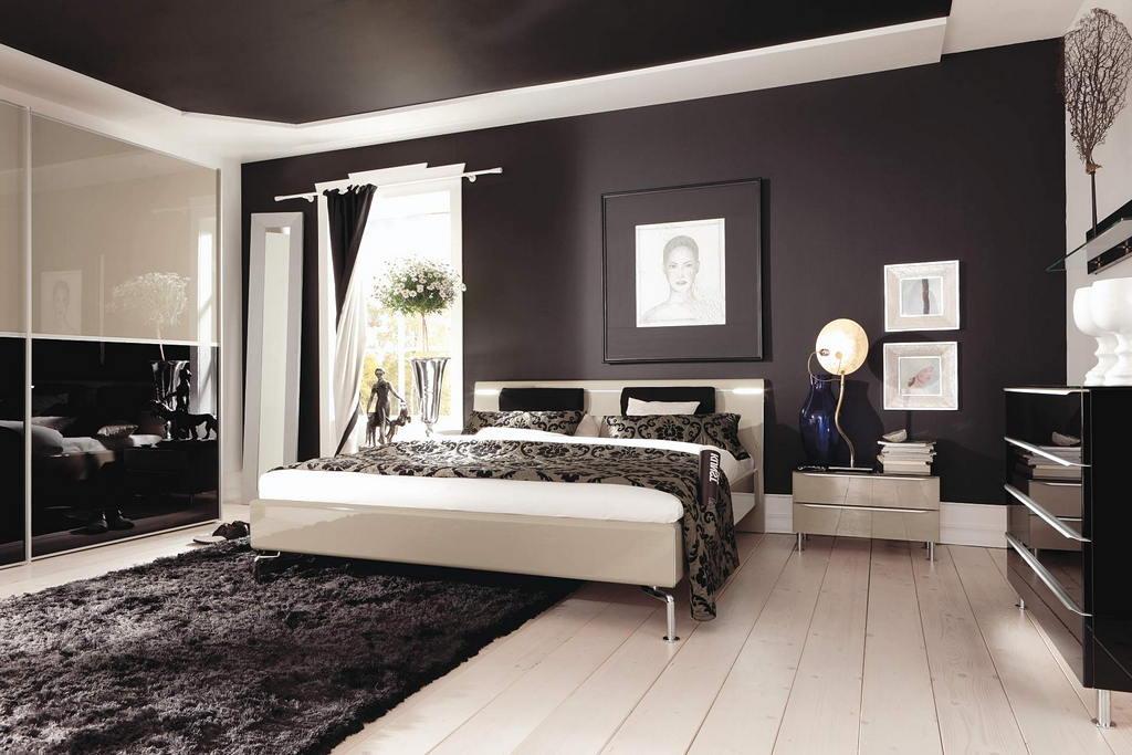 Современные идеи дизайна спальни 2017 г. 49