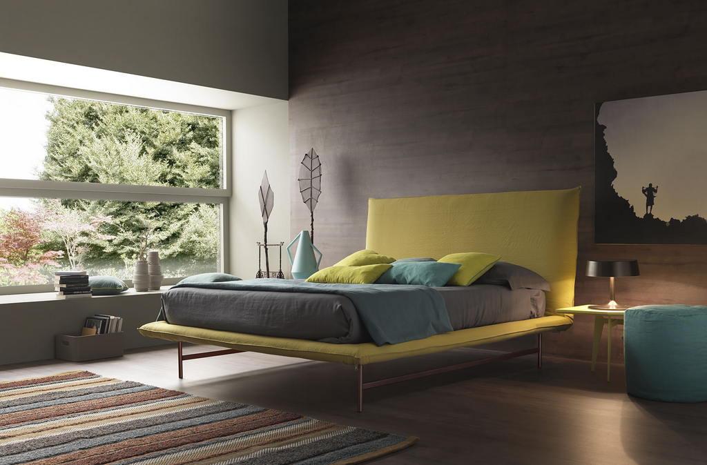 Современные идеи дизайна спальни 2017 г. 65