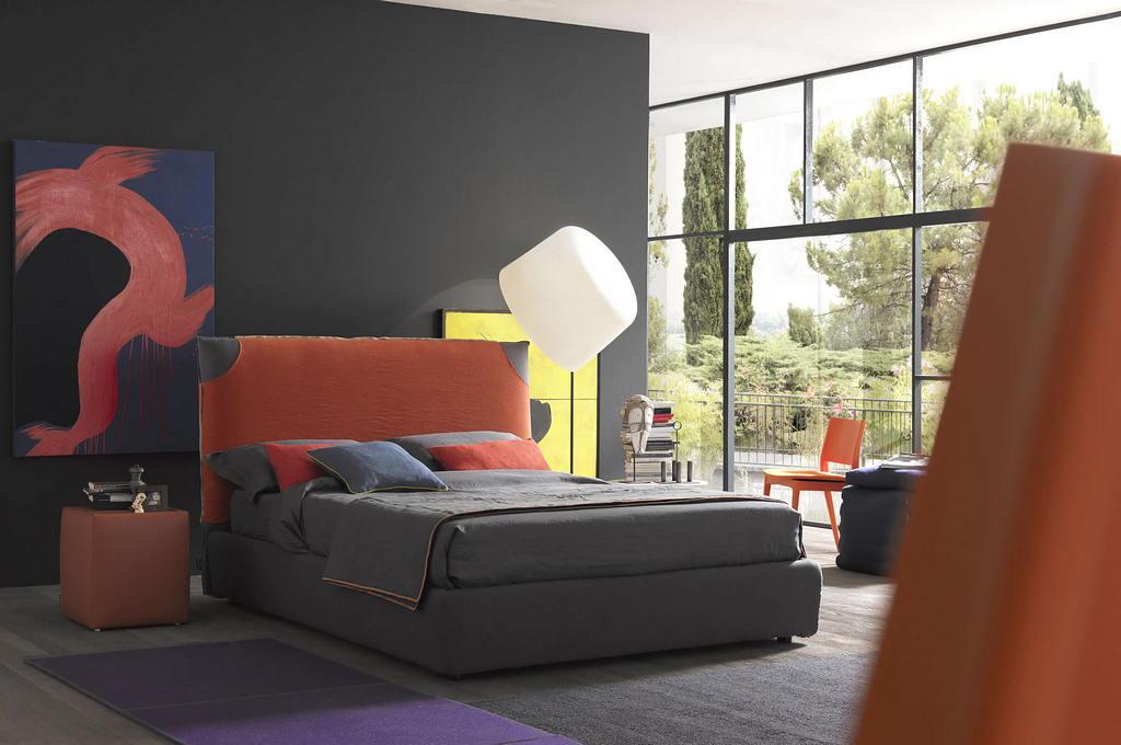 Современные идеи дизайна спальни 2017 г. 66