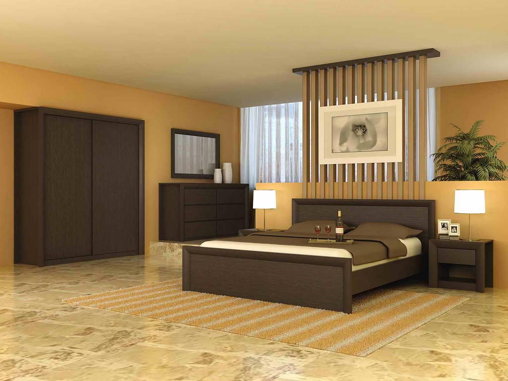 Современные идеи дизайна спальни 2017 г. 67