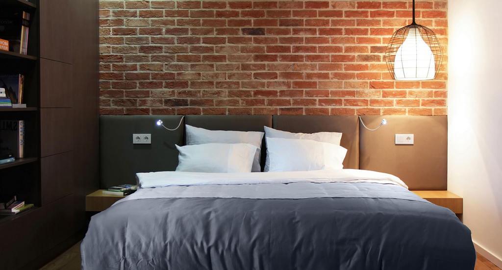 Современные идеи дизайна спальни 2017 г. 76