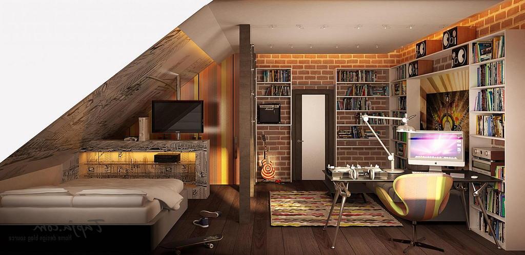 Современные идеи дизайна спальни 2017 г. 79
