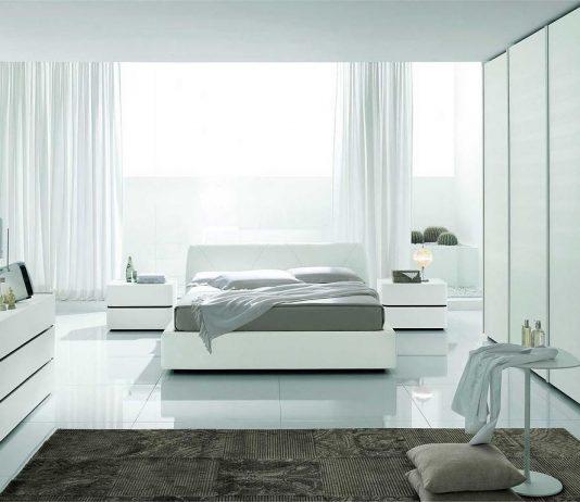 Современные идеи дизайна спальни 2017 г. 82