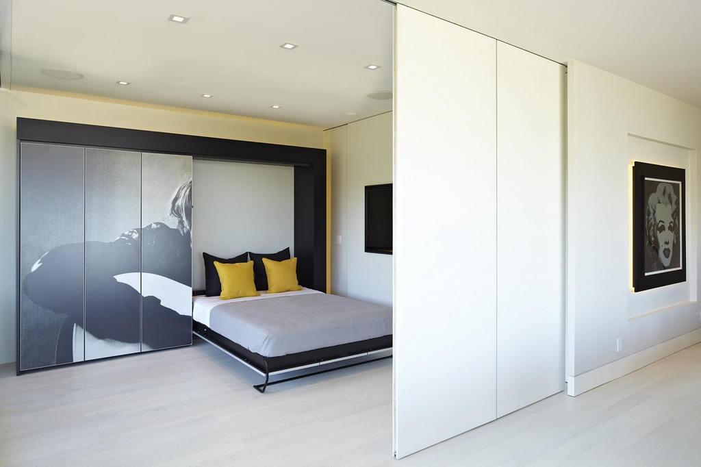 Современные идеи дизайна спальни 2017 г. 88