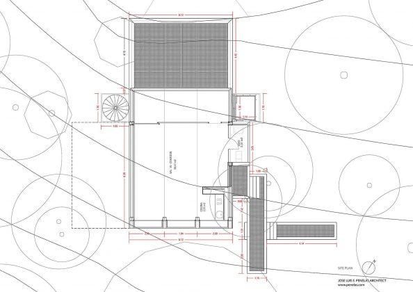 Стеклянный дом в лесу по проекту студии PENELAS ARCHITECTS 14
