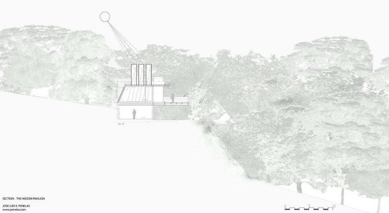 Стеклянный дом в лесу по проекту студии PENELAS ARCHITECTS 15