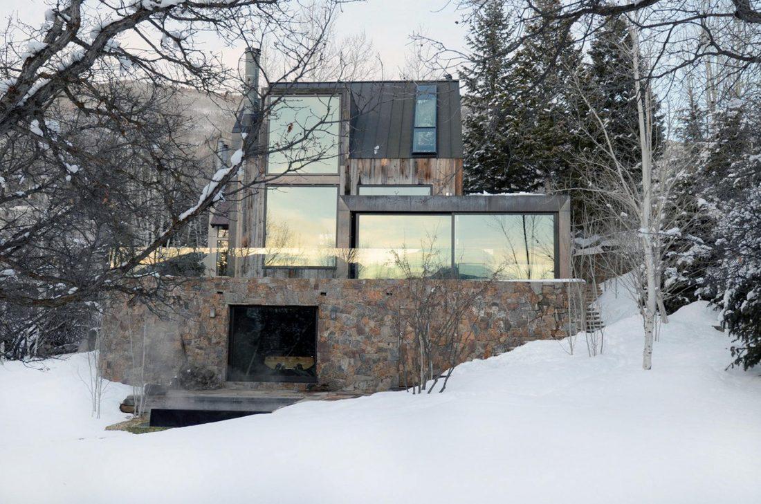 Уютный дом в стиле шале — тет-а-тет с природой 1