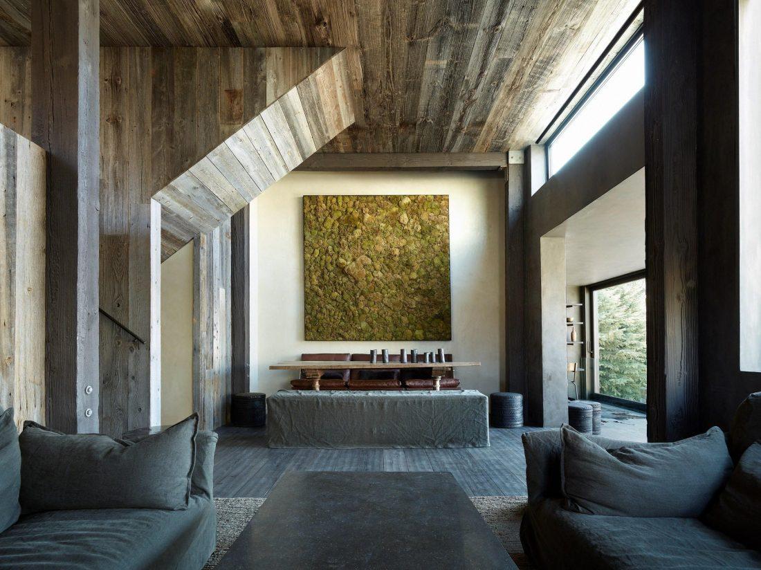 Уютный дом в стиле шале — тет-а-тет с природой 16