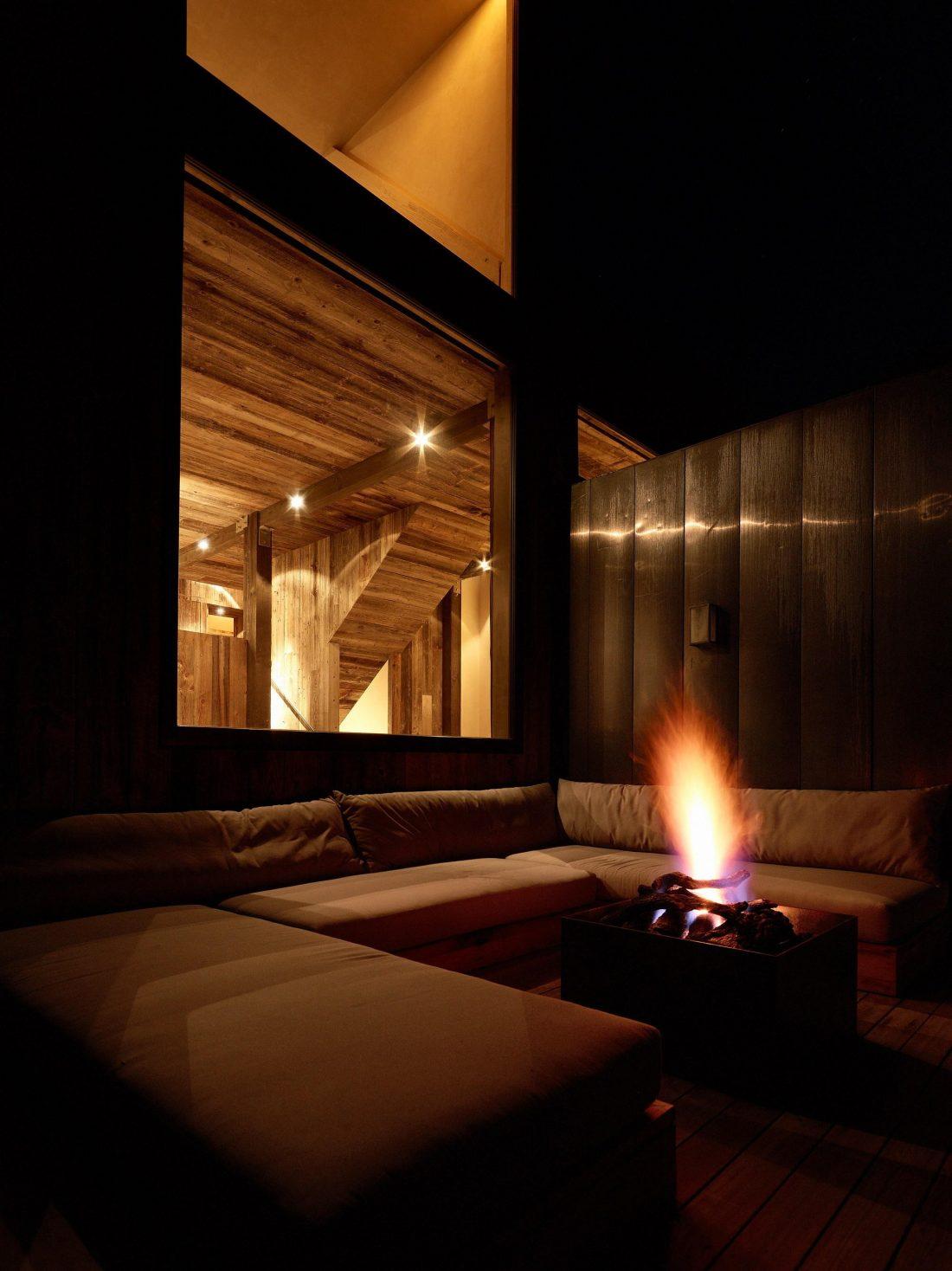 Уютный дом в стиле шале — тет-а-тет с природой 17