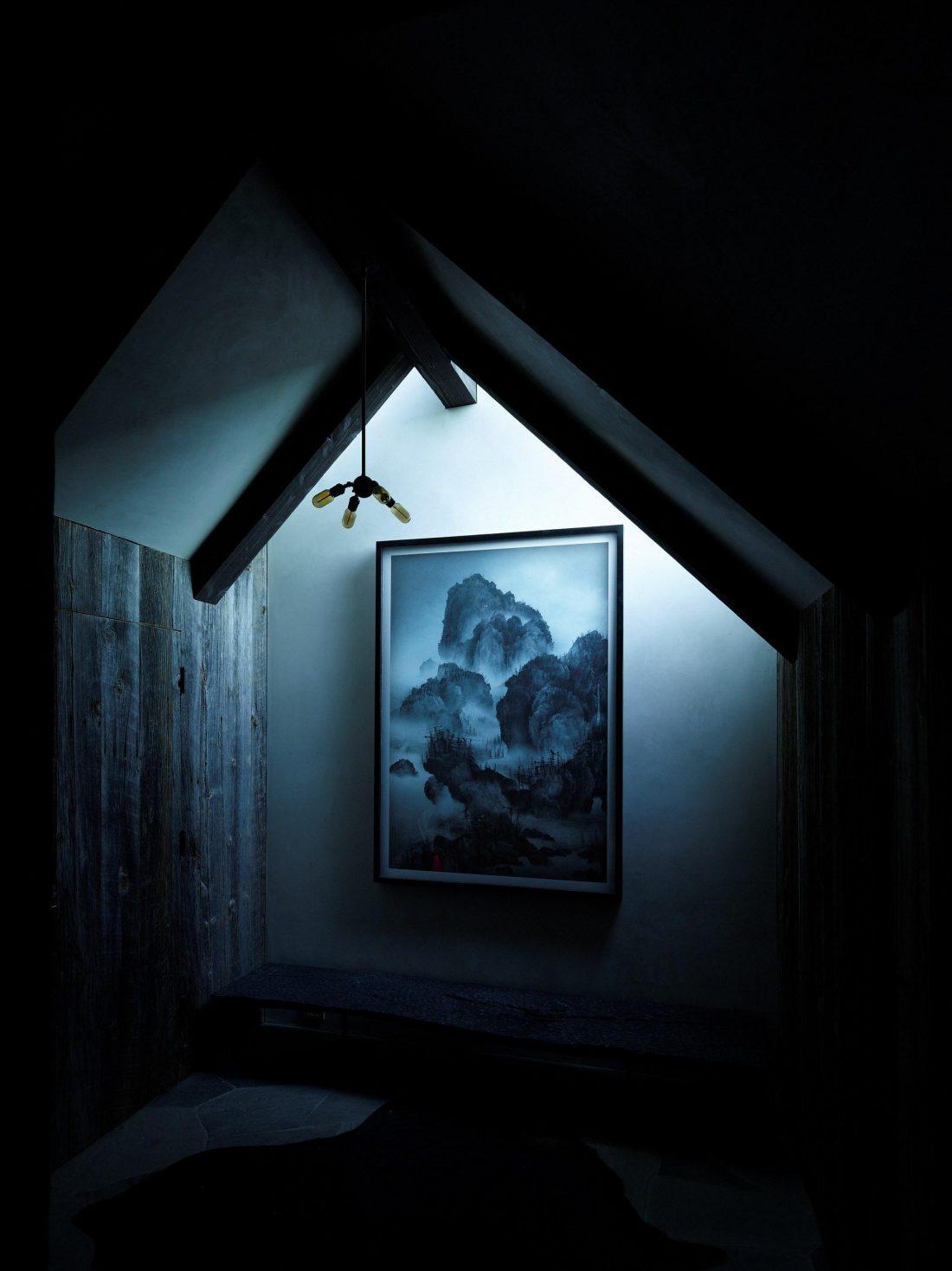 Уютный дом в стиле шале — тет-а-тет с природой 18