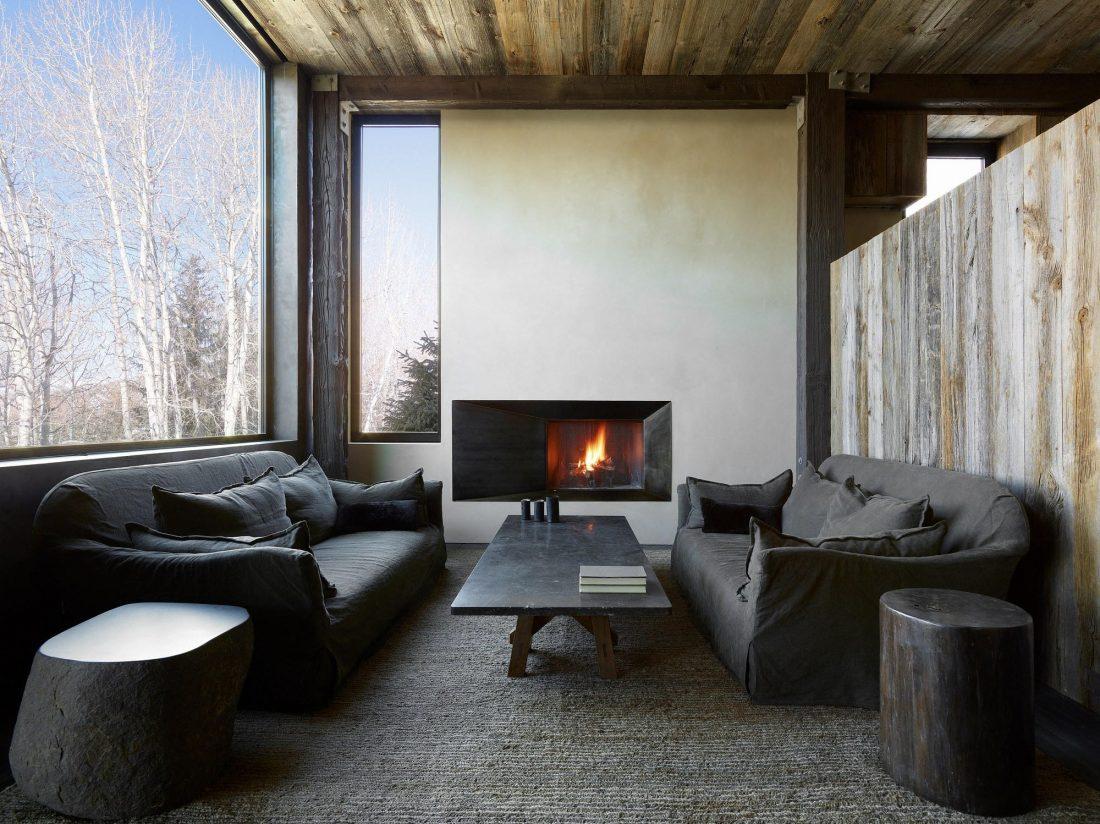 Уютный дом в стиле шале — тет-а-тет с природой 19