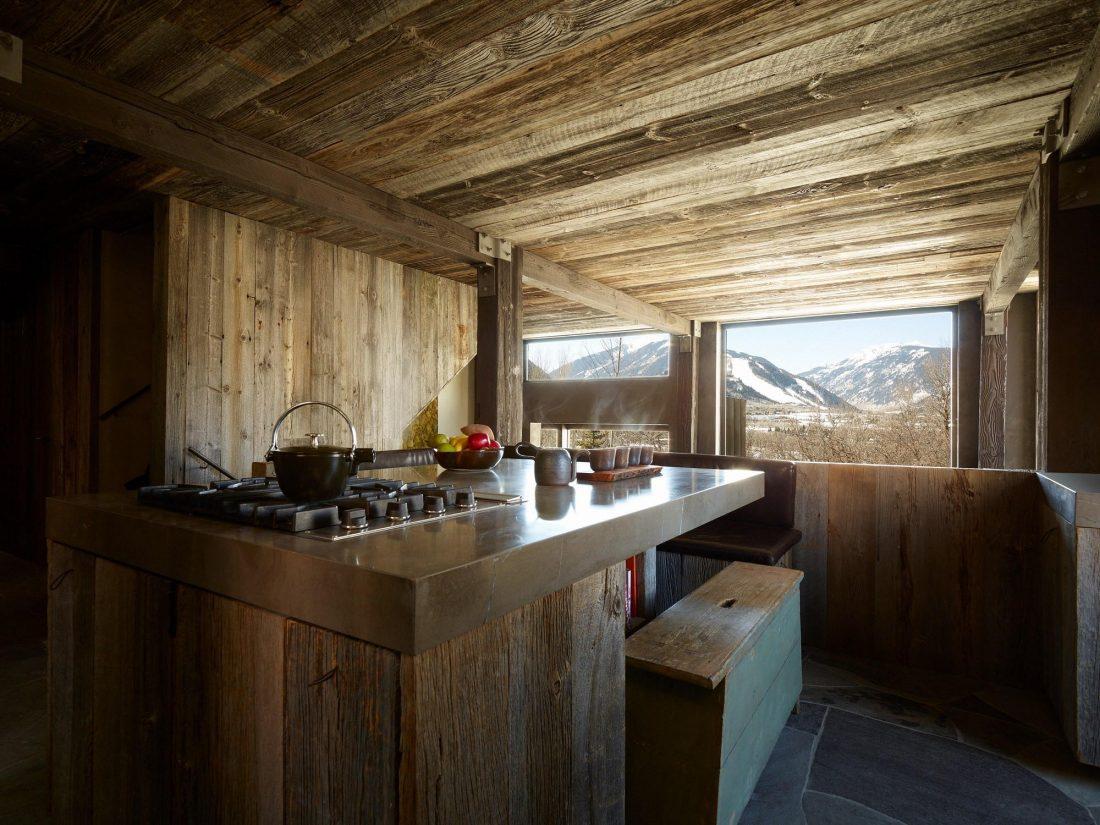 Уютный дом в стиле шале — тет-а-тет с природой 20