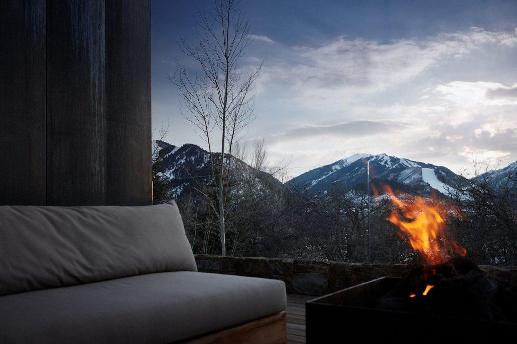 Уютный дом в стиле шале — тет-а-тет с природой 22