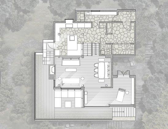 Уютный дом в стиле шале — тет-а-тет с природой 32