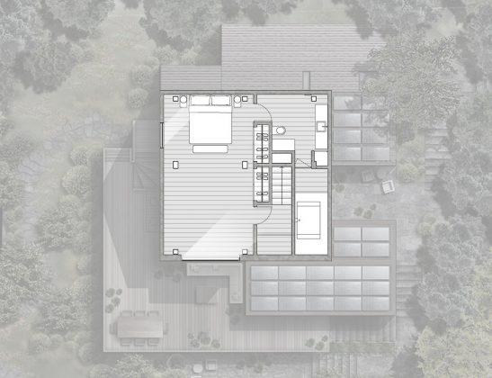 Уютный дом в стиле шале — тет-а-тет с природой 33