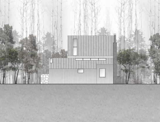 Уютный дом в стиле шале — тет-а-тет с природой 38