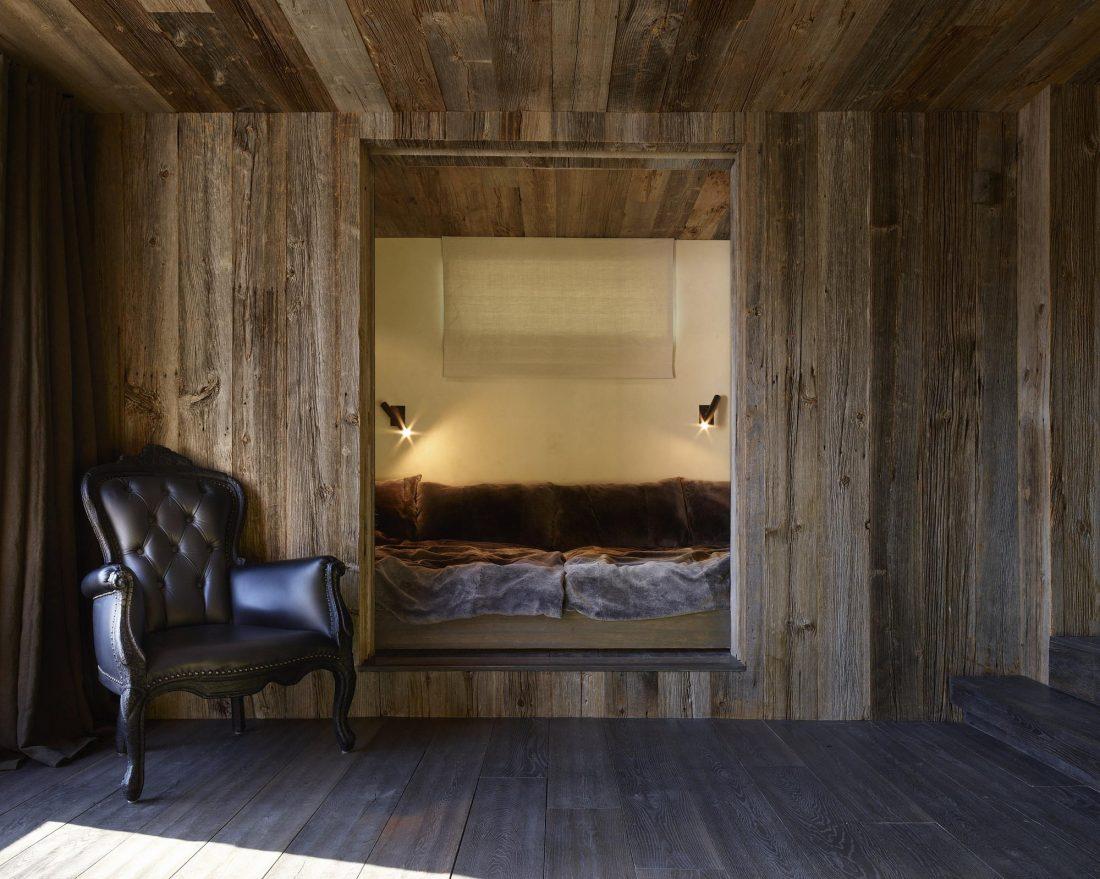 Уютный дом в стиле шале — тет-а-тет с природой 5