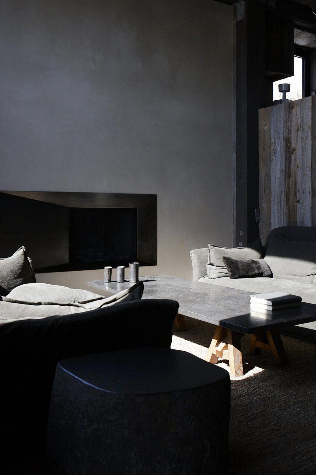 Уютный дом в стиле шале — тет-а-тет с природой 6