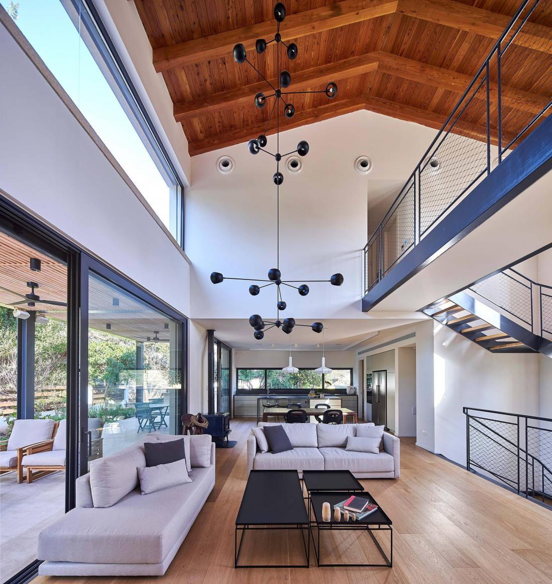 Дом в Израиле по проекту ателье Daniel Arev Architecture 1