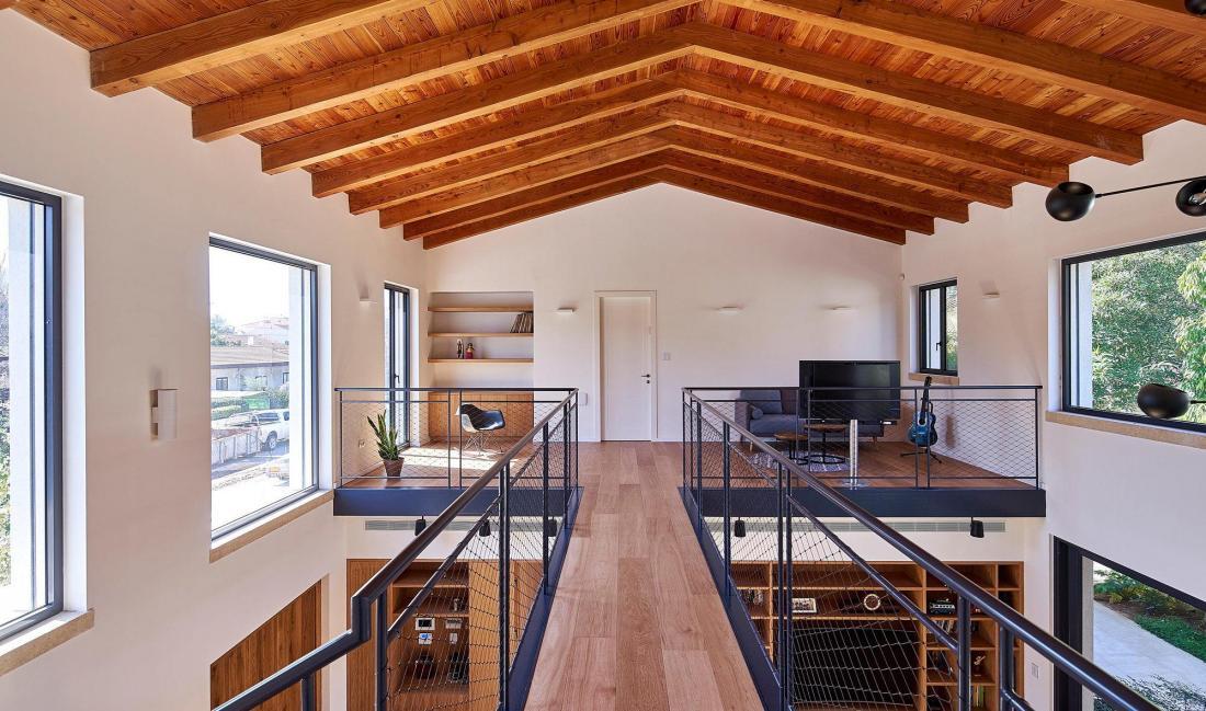 Дом в Израиле по проекту ателье Daniel Arev Architecture 10
