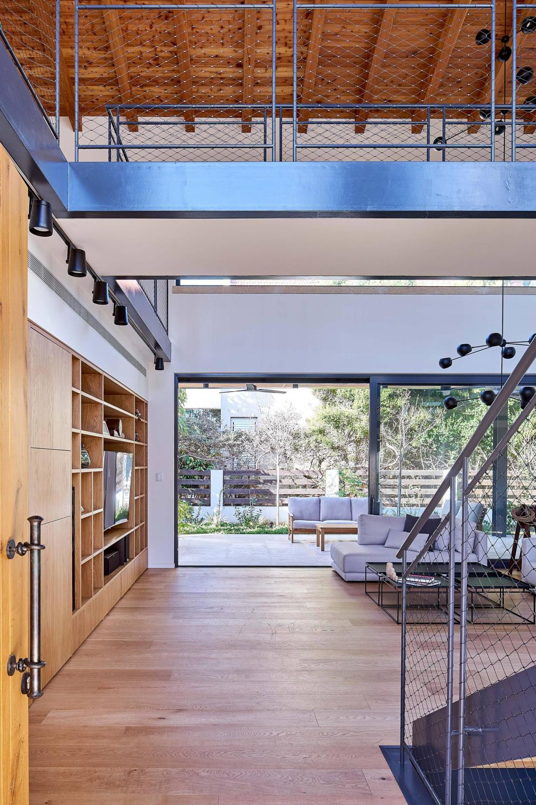 Дом в Израиле по проекту ателье Daniel Arev Architecture 12