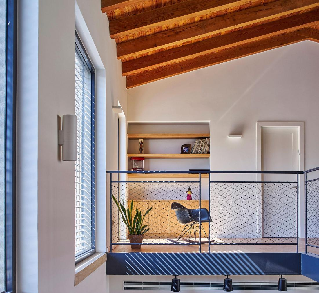 Дом в Израиле по проекту ателье Daniel Arev Architecture 14