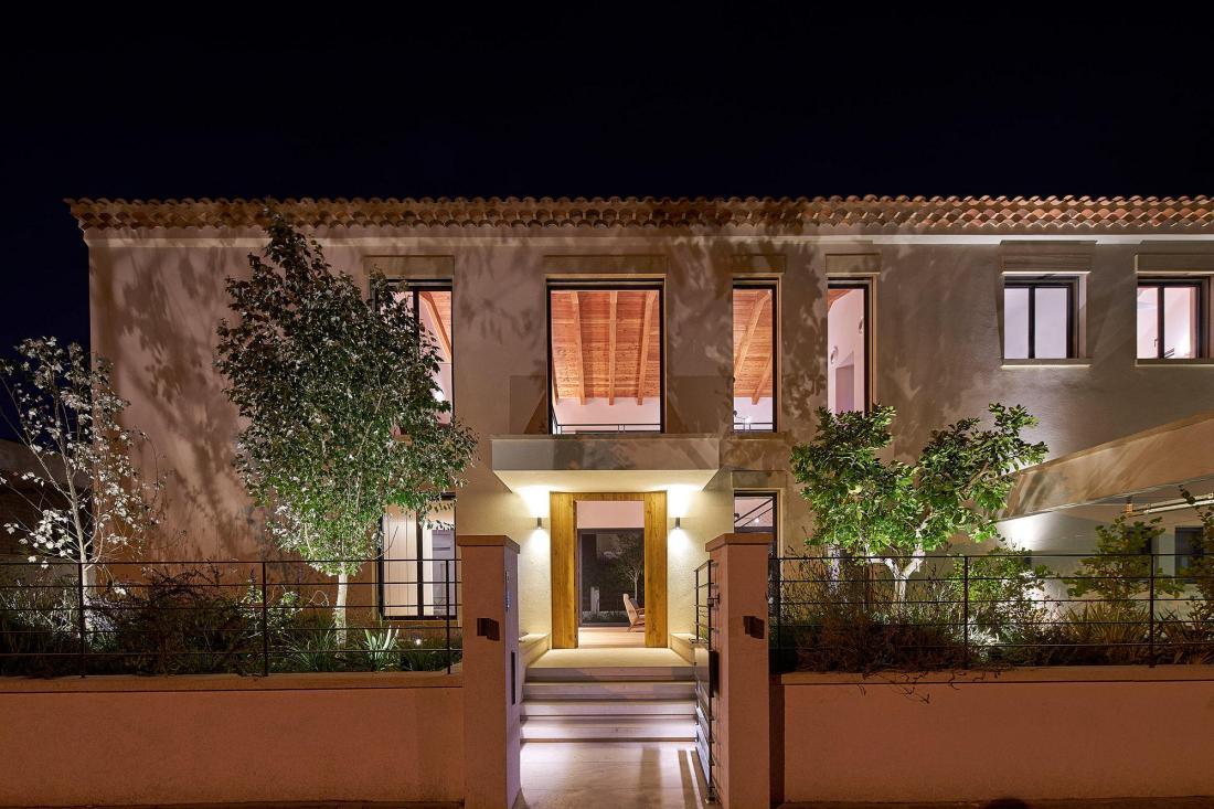 Дом в Израиле по проекту ателье Daniel Arev Architecture 17
