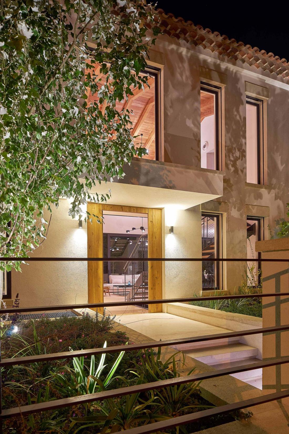 Дом в Израиле по проекту ателье Daniel Arev Architecture 19