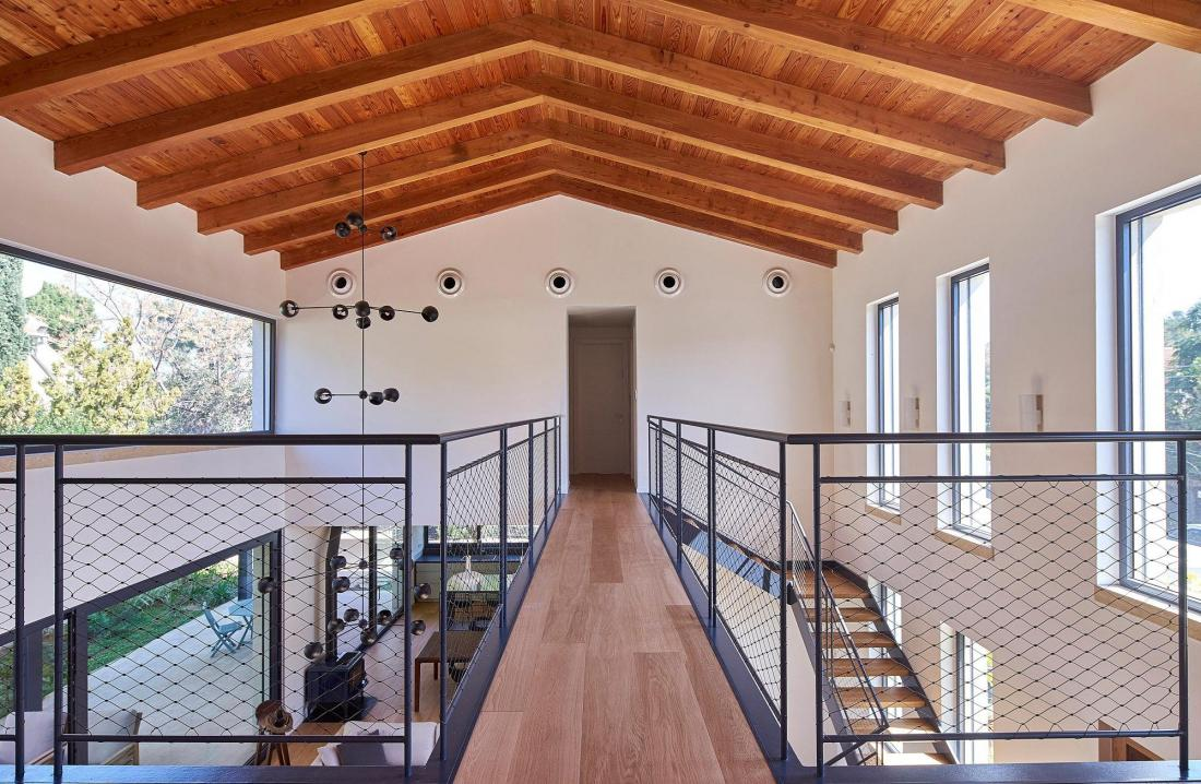 Дом в Израиле по проекту ателье Daniel Arev Architecture 2