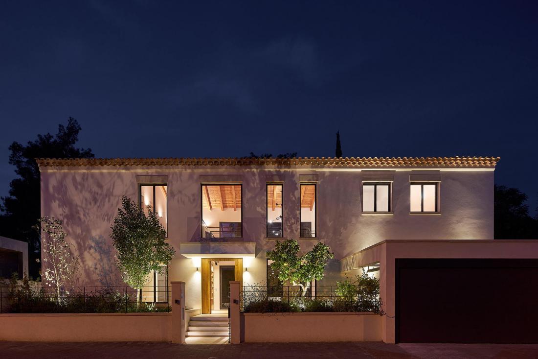 Дом в Израиле по проекту ателье Daniel Arev Architecture 21