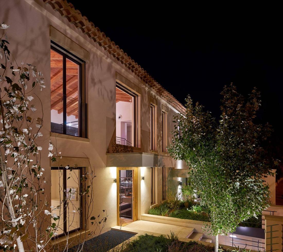 Дом в Израиле по проекту ателье Daniel Arev Architecture 23