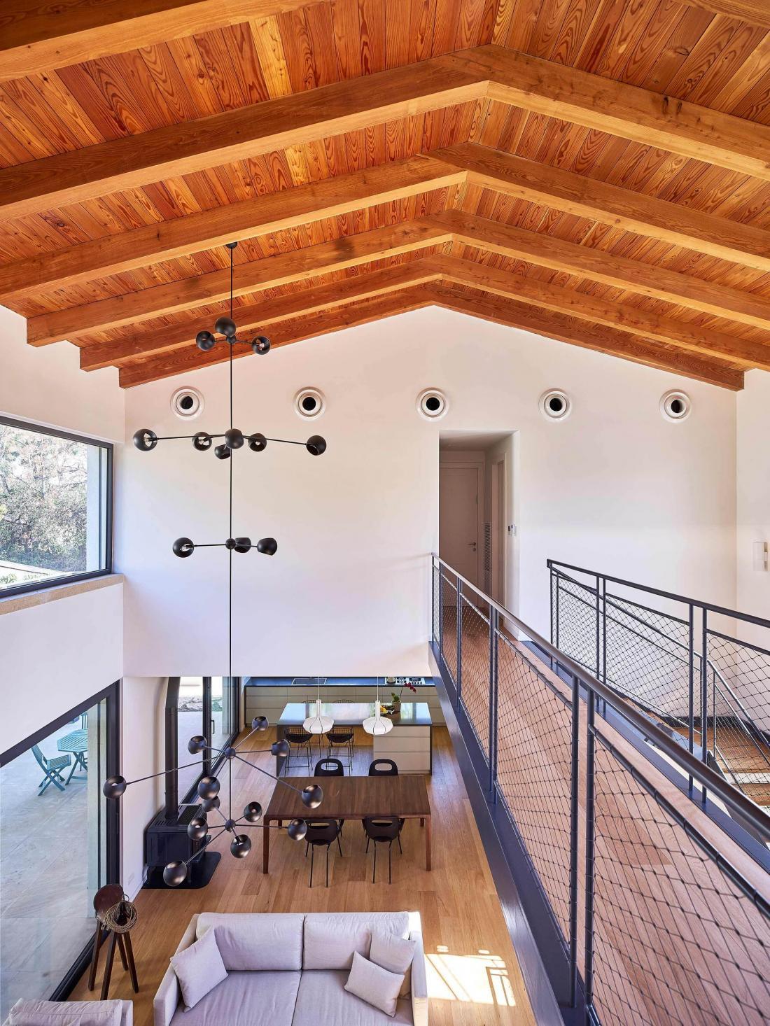 Дом в Израиле по проекту ателье Daniel Arev Architecture 24