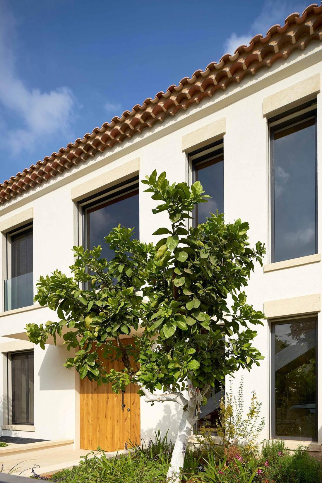 Дом в Израиле по проекту ателье Daniel Arev Architecture 25