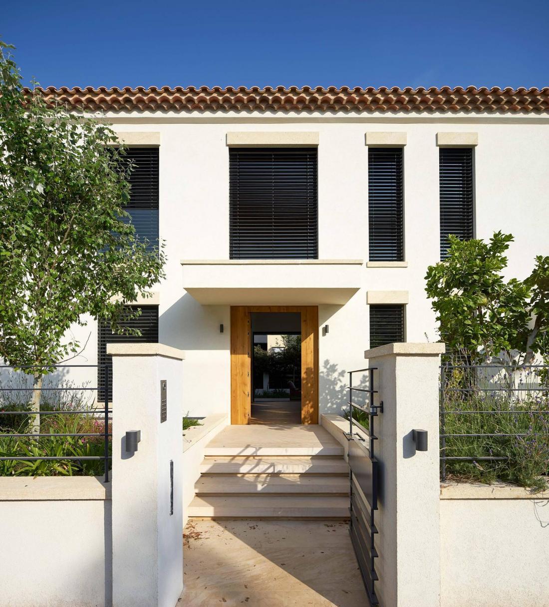 Дом в Израиле по проекту ателье Daniel Arev Architecture 26