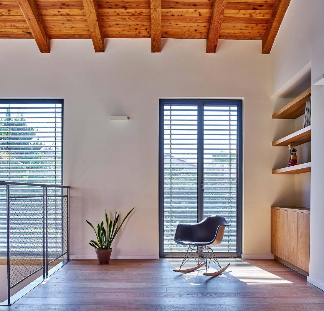 Дом в Израиле по проекту ателье Daniel Arev Architecture 27