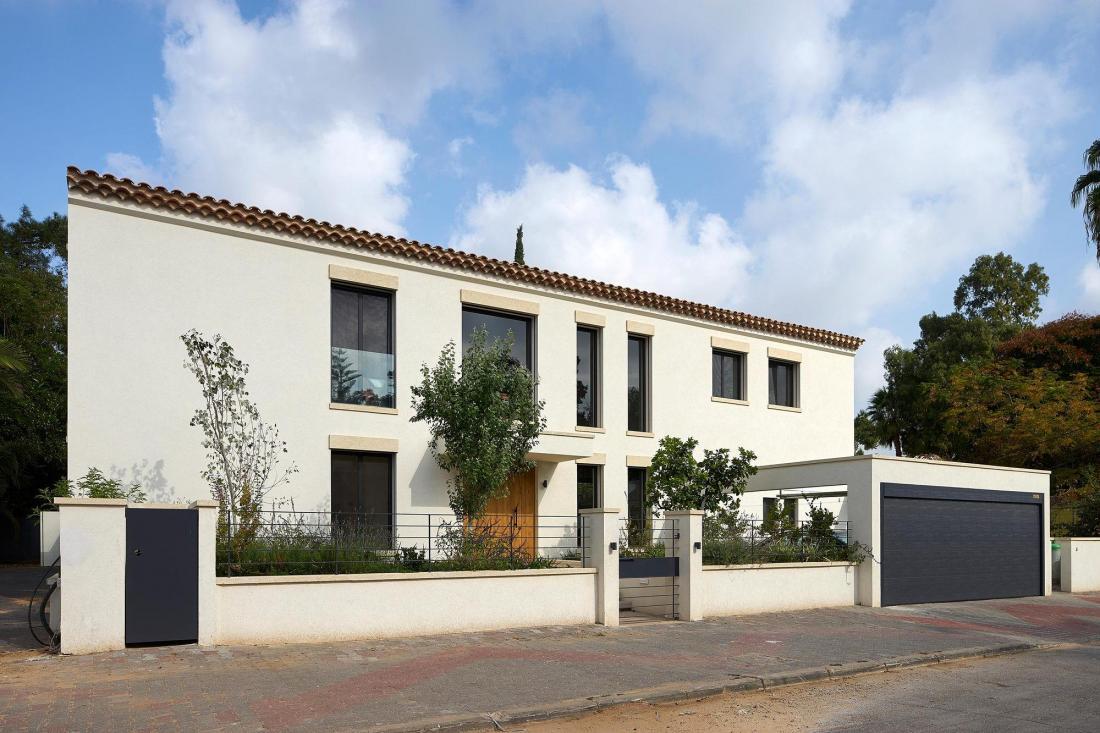 Дом в Израиле по проекту ателье Daniel Arev Architecture 28
