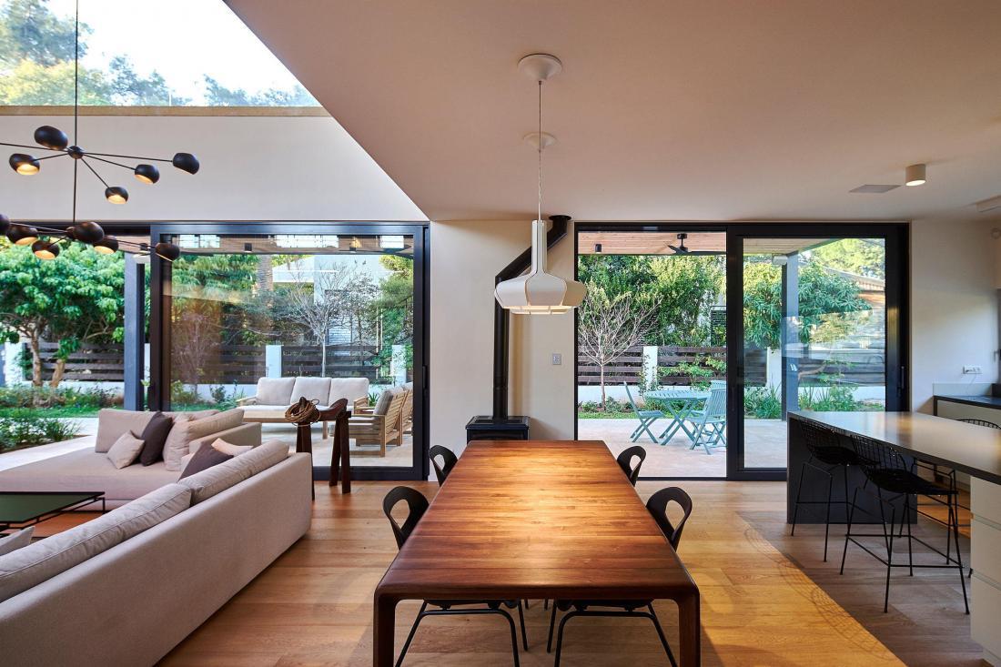 Дом в Израиле по проекту ателье Daniel Arev Architecture 29