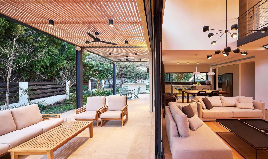 Дом в Израиле по проекту ателье Daniel Arev Architecture 3