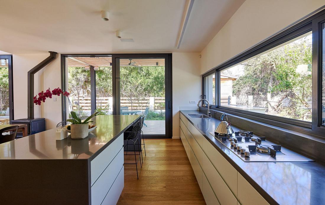 Дом в Израиле по проекту ателье Daniel Arev Architecture 31