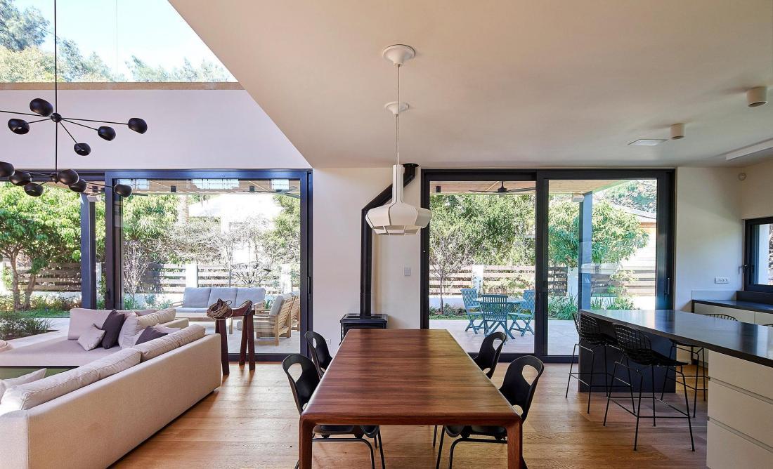 Дом в Израиле по проекту ателье Daniel Arev Architecture 32