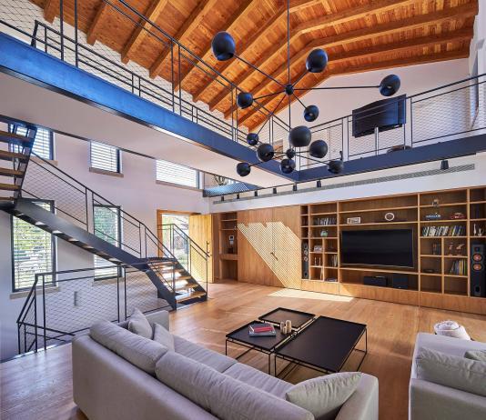 Дом в Израиле по проекту ателье Daniel Arev Architecture 33