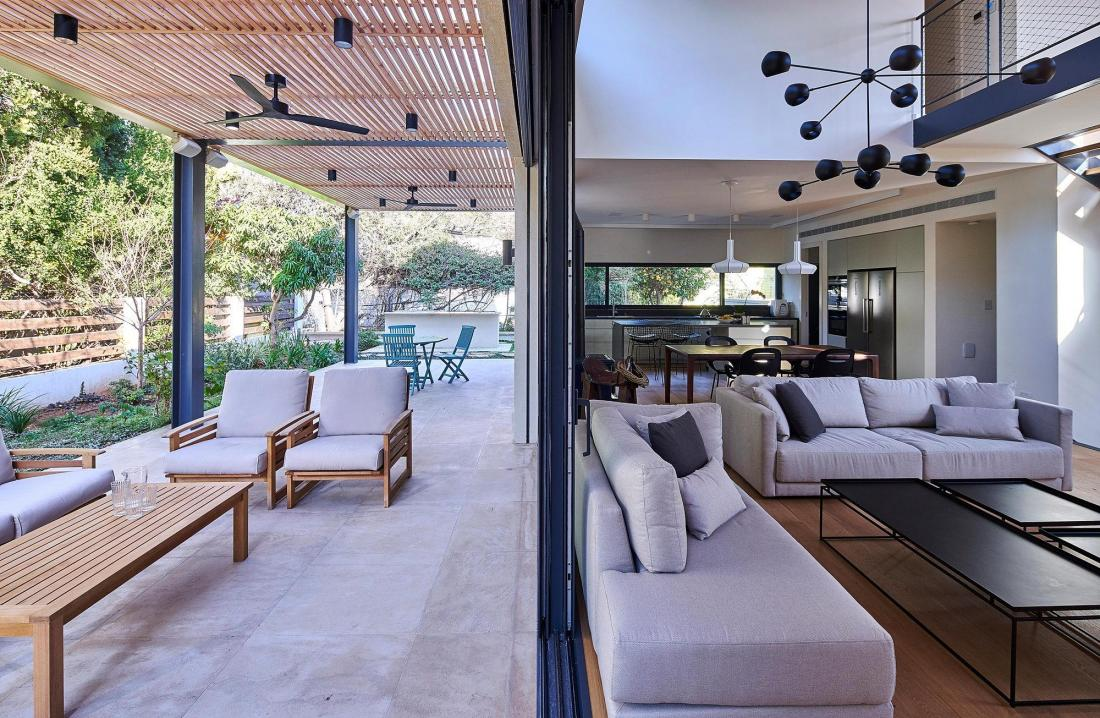 Дом в Израиле по проекту ателье Daniel Arev Architecture 34