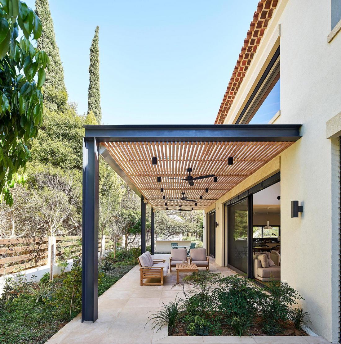 Дом в Израиле по проекту ателье Daniel Arev Architecture 36